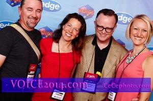 Voice 2014 Red Carpet